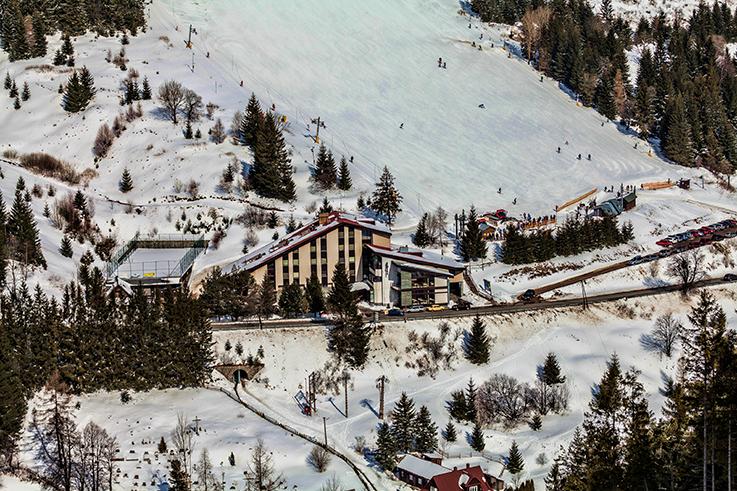 Ski centrumBačovaRoveň Vyšná Boca